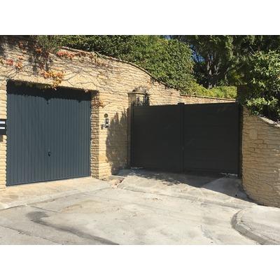 Porte De Garage Basculante et Portail