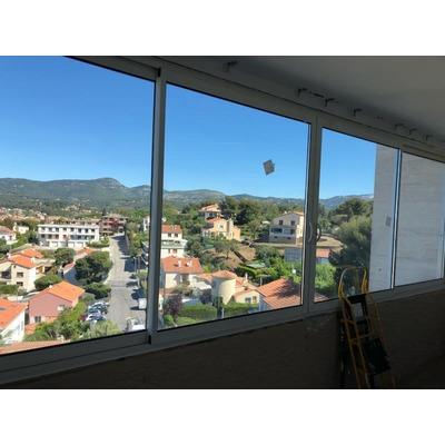Fenêtre en alu